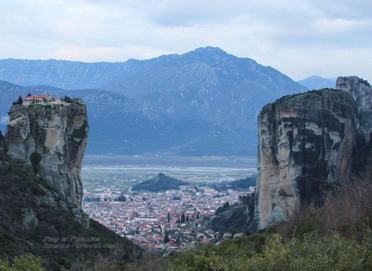 монастыри Метеоры в Греции, график работы монастырей