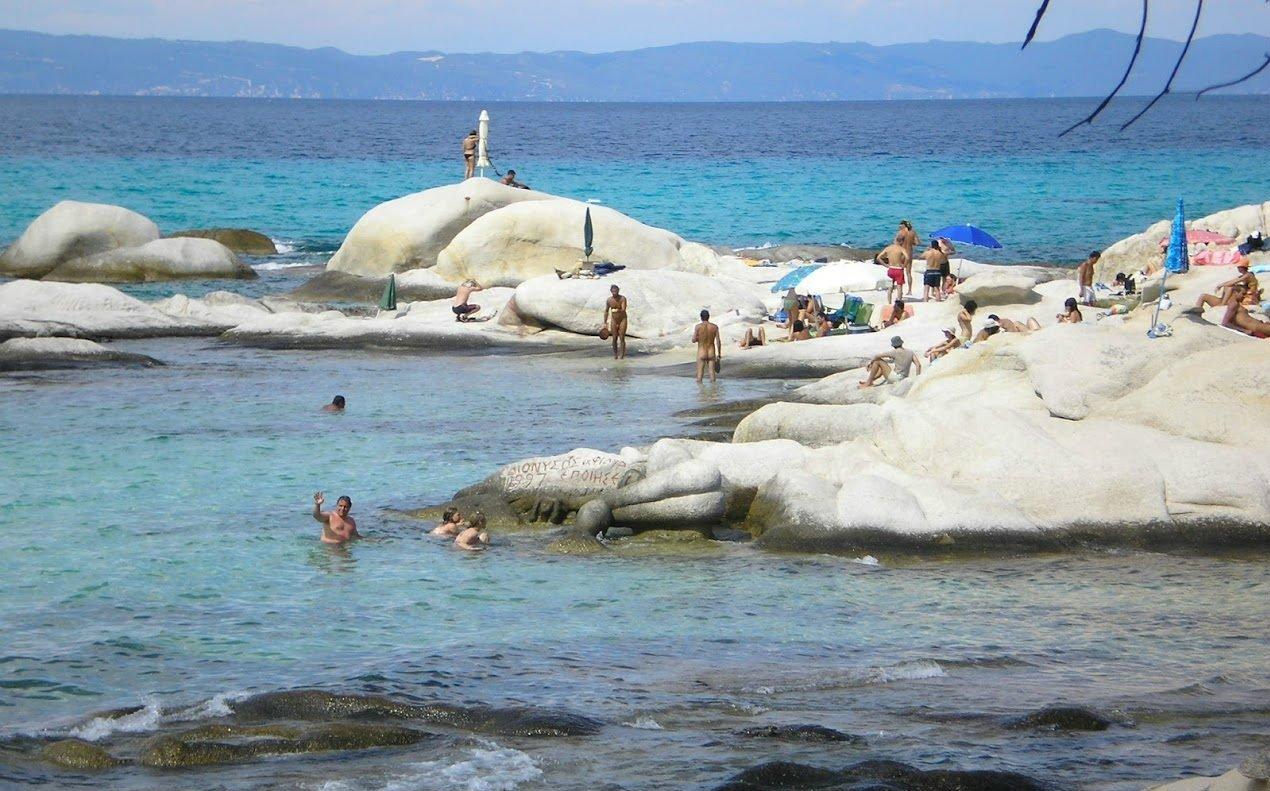 Ситония, Халкидики в Греции