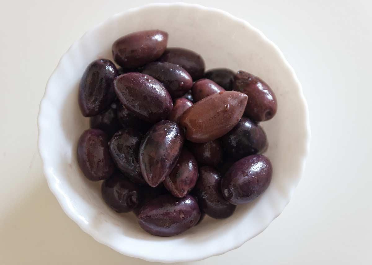 сорт оливок Каламон, Греция