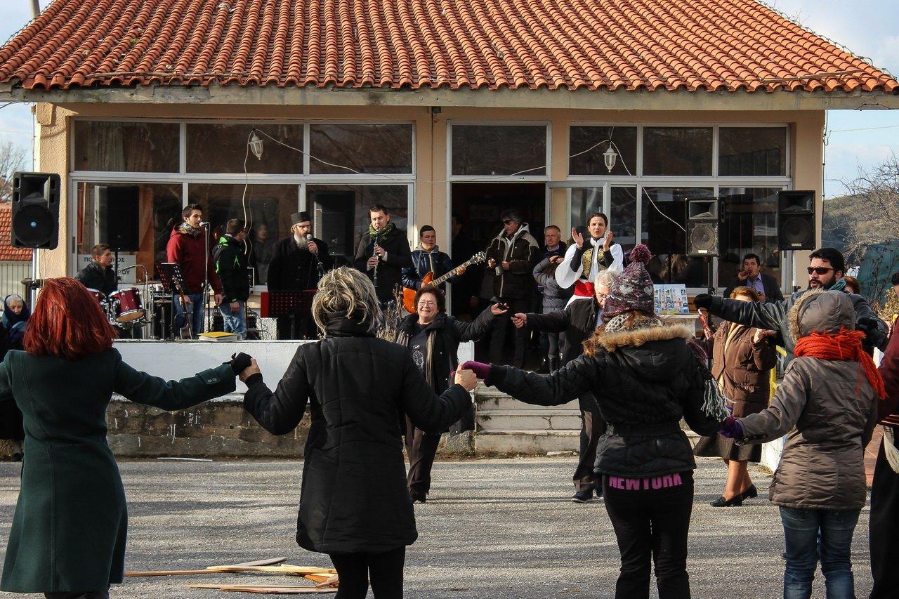 праздники и обычаи Греции