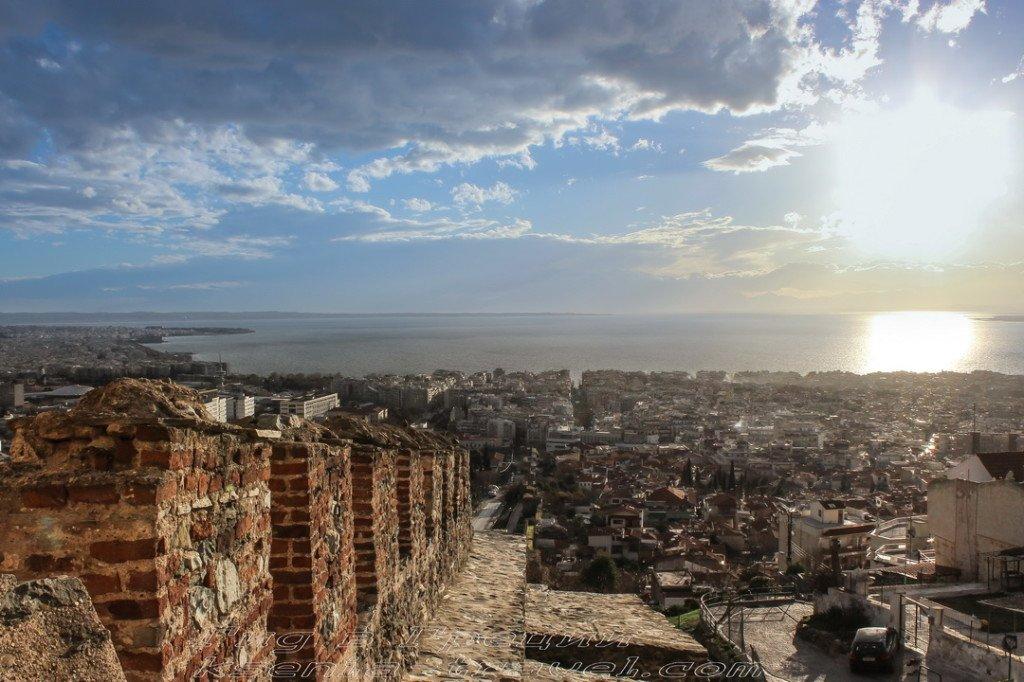 Салоники, у города женское лицо, экскурсия по Салоникам