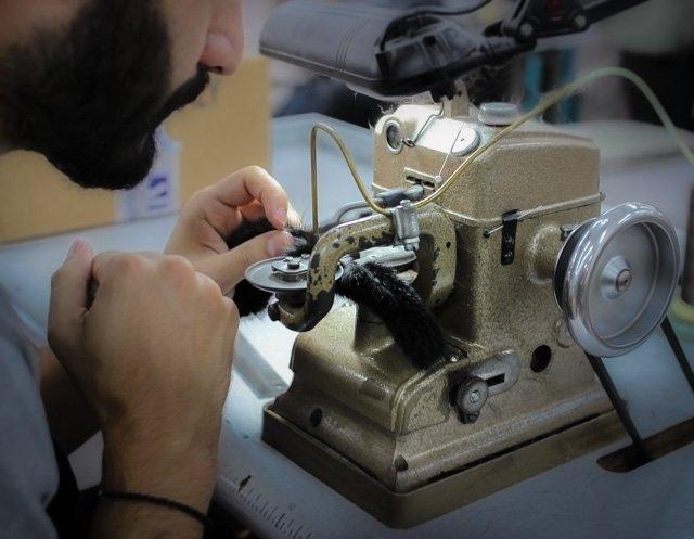 скорняки Касторьи, пошив шуб в Греции