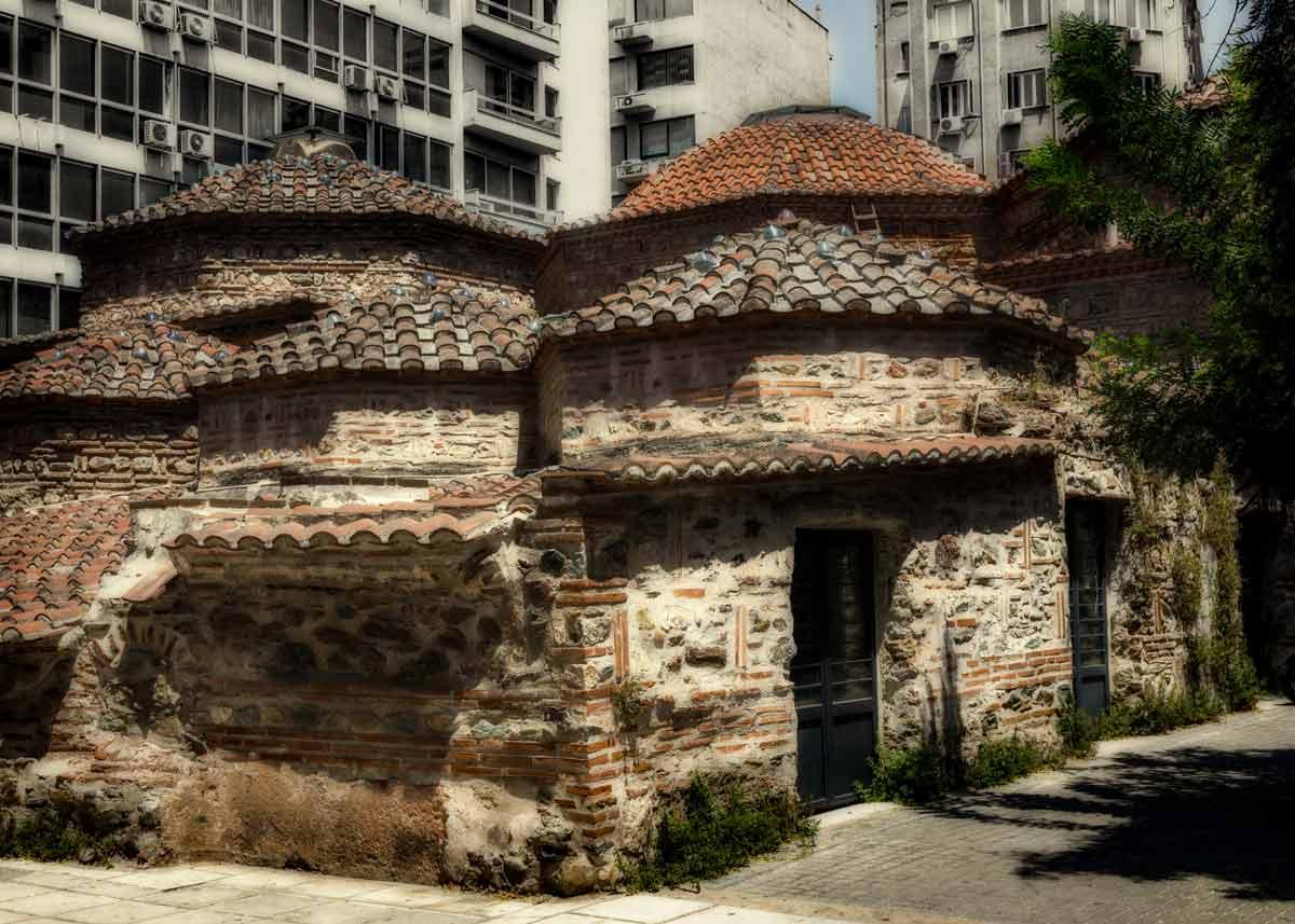 Яхунди хамам в Салониках