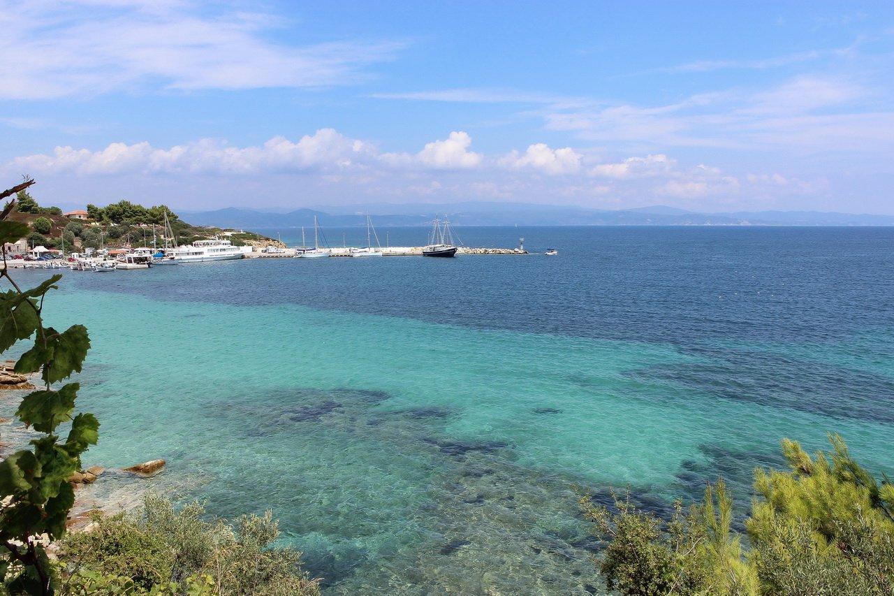 Полуостров Ситония, Халкидики, Греция