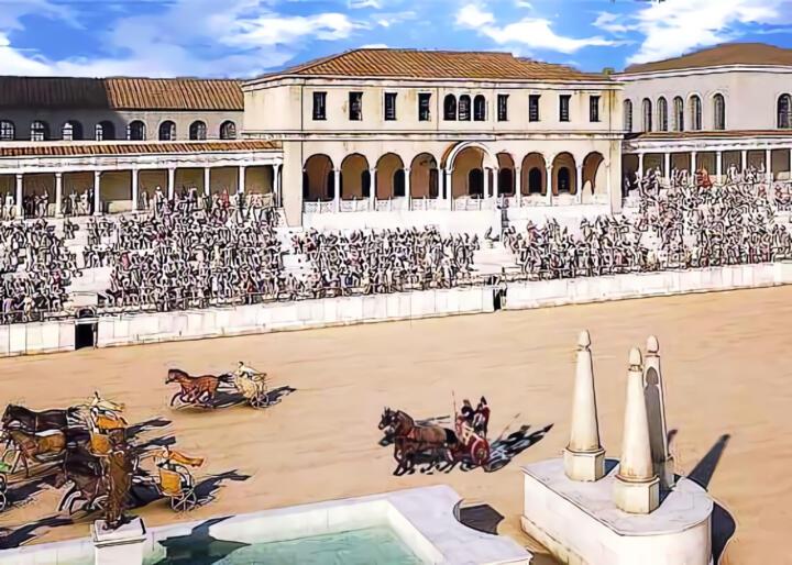 Ипподром Галерия в Салониках