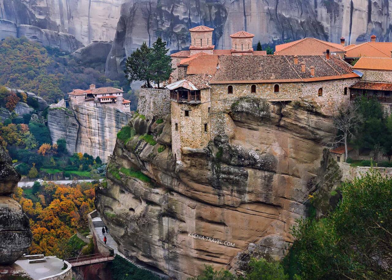 Монастырь Варлаама, Метеоры