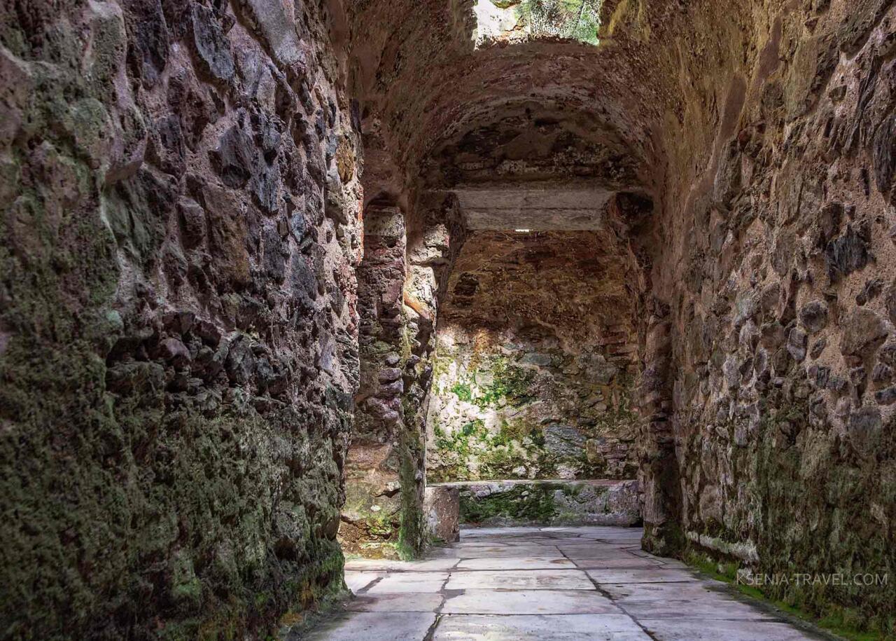 Катакомбы в Салониках