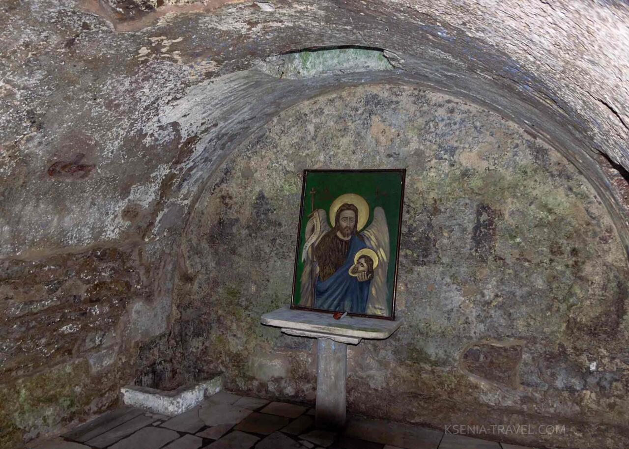 Катакомбы Иоанна Предтечи, Салоники