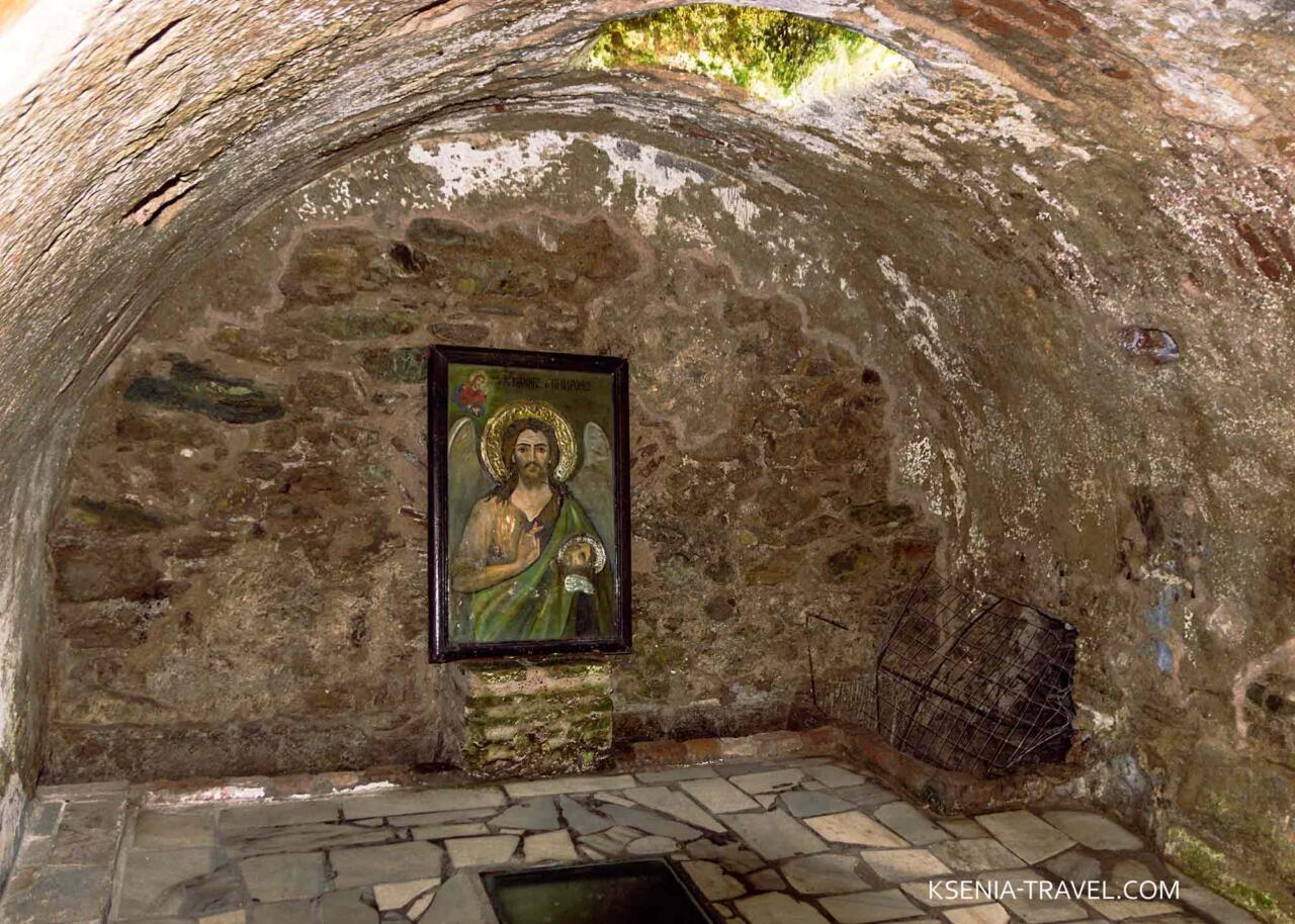 Катакомбы Иоанна Предтечи в Салониках