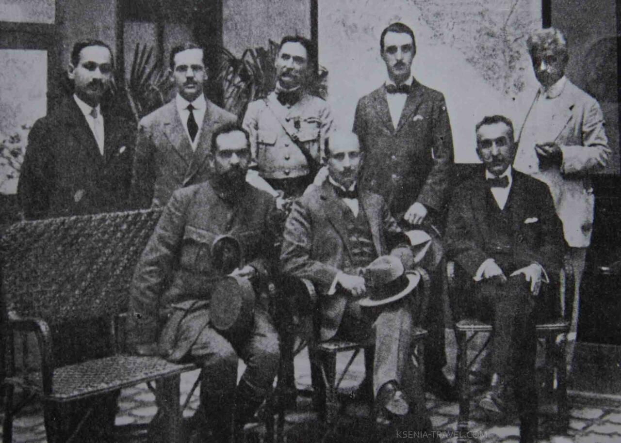Комитет по восстановлению Салоников после пожара 1917 года