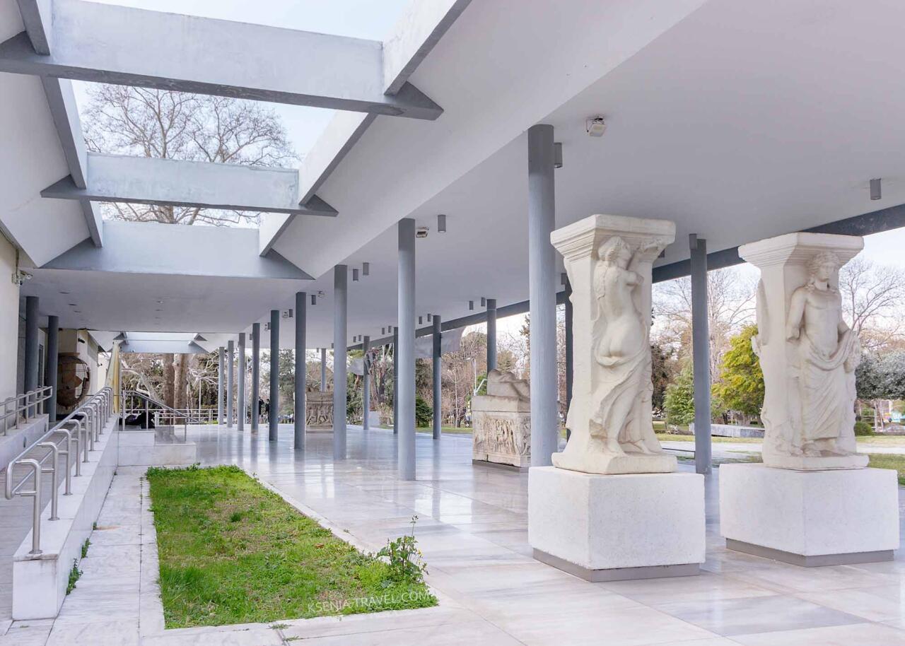 Археологический музей Салоники