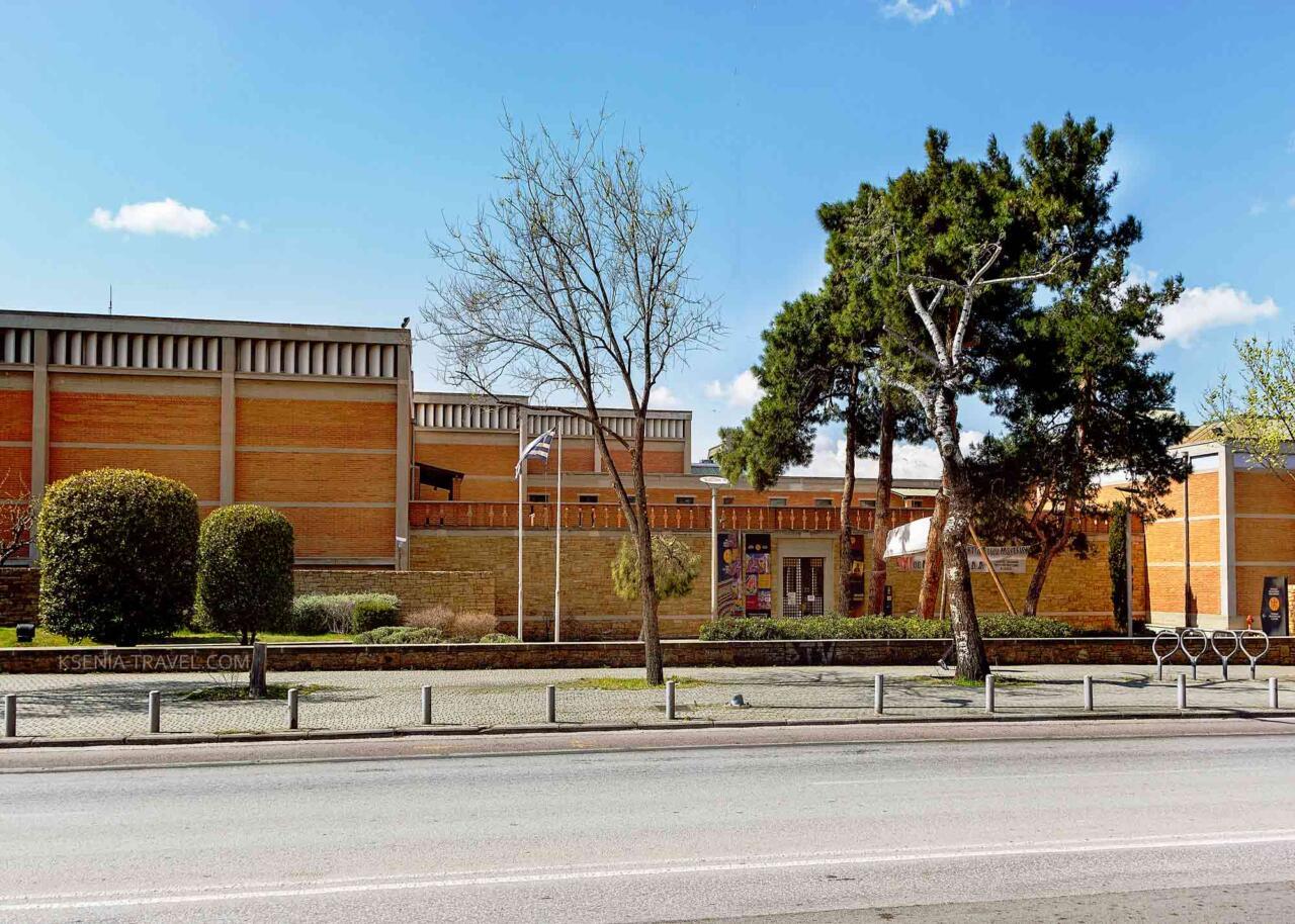 Музей Византийской культуры Салоник
