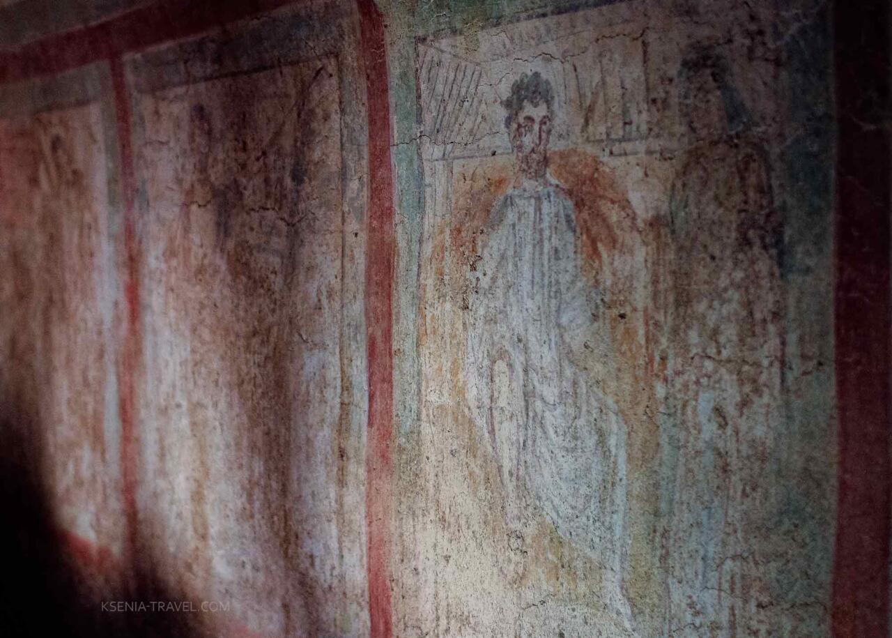 Фрески византийской эпохи в Македонии